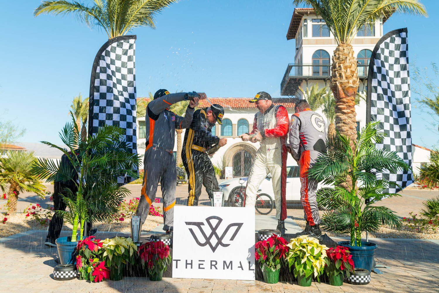 GT Sports Club and GT4 Run Groups - 2019 Winter Invitational at The Thermal Club, Dec. 13-15, 2020 - Thermal, Calif.