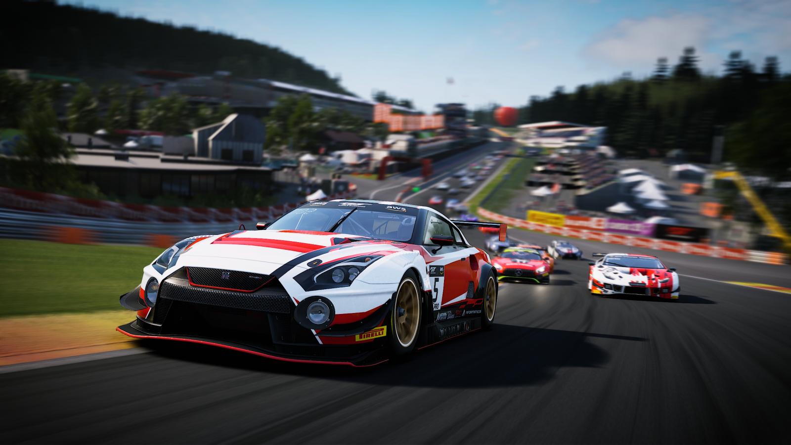 GT Rivals Esports Invitational - Round 4 Spa
