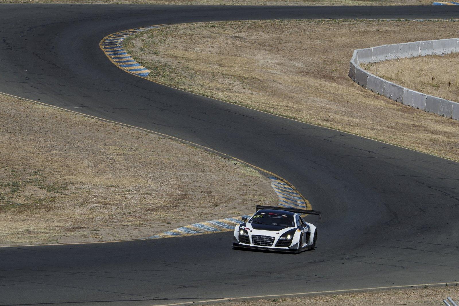 SRO America, Sonoma Raceway, Sonoma CA, Aug 2020.