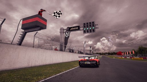 Donington Park 1h Sprint, GTWorldCHAmerica, sroesports