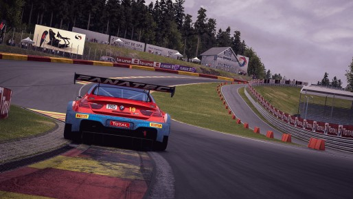 GT World Challenge America Esports Sprint Cup at Spa-Francorchamps, bmw