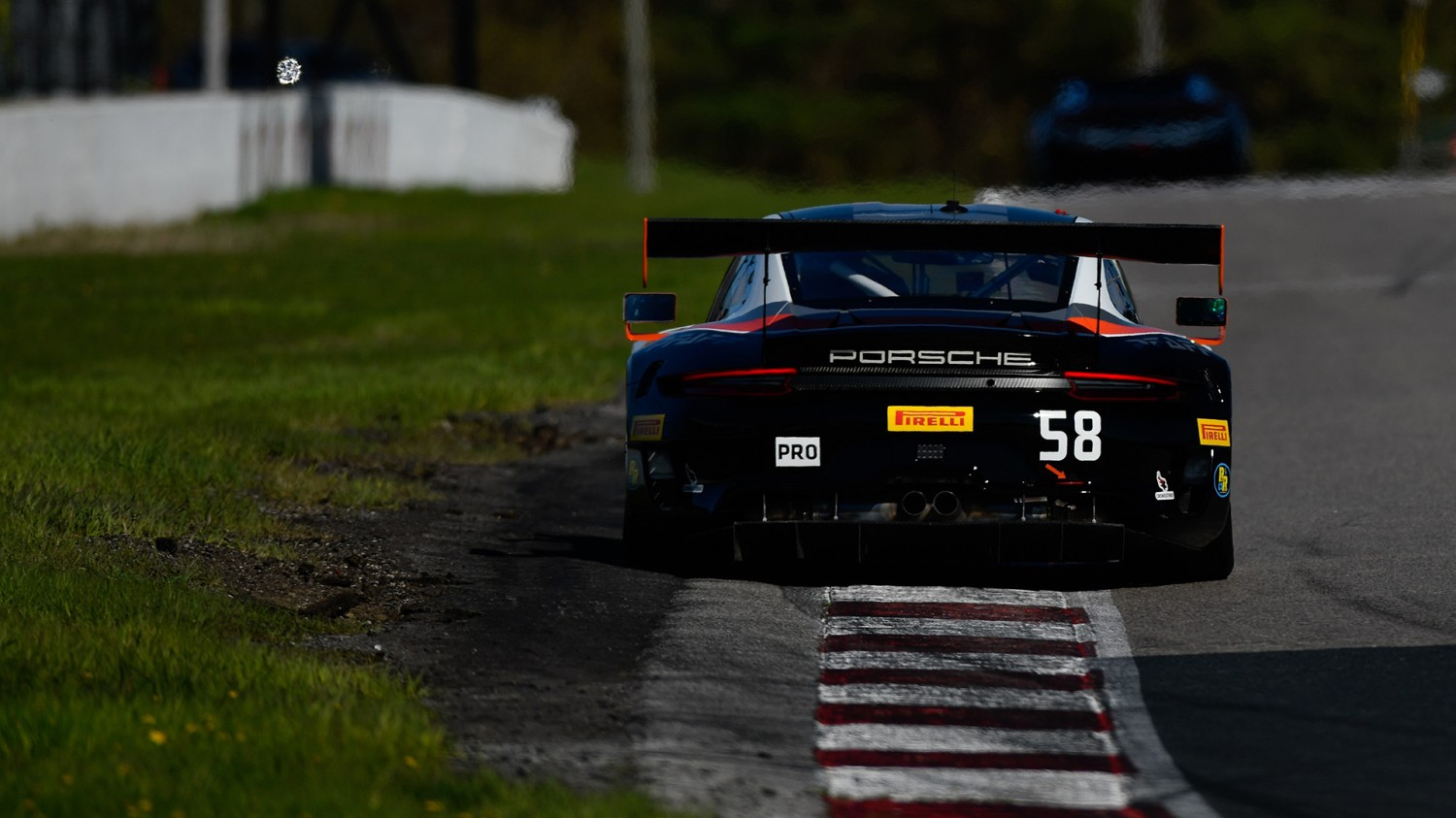 Long, Parente Score Blancpain GT World Challenge America Poles for Rounds 5 and 6 at Canadian Tire Motorsport Park