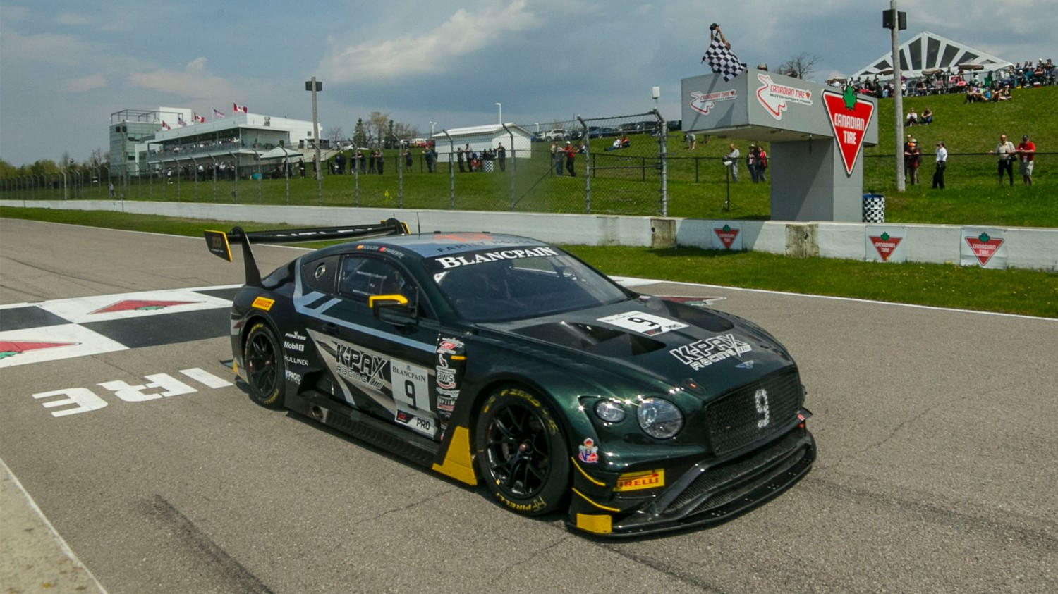 Parente/Soucek Win Blancpain GT World Challenge America Round 6 at Canadian Tire Motorsport Park