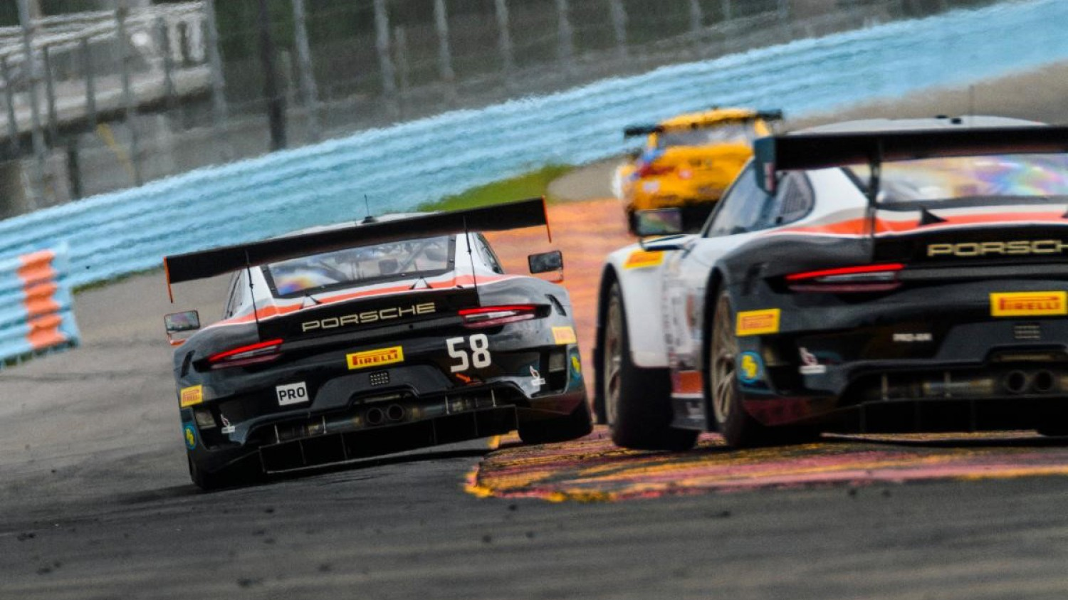 Wright Motorsports Pushes Through to Watkins Glen Podium