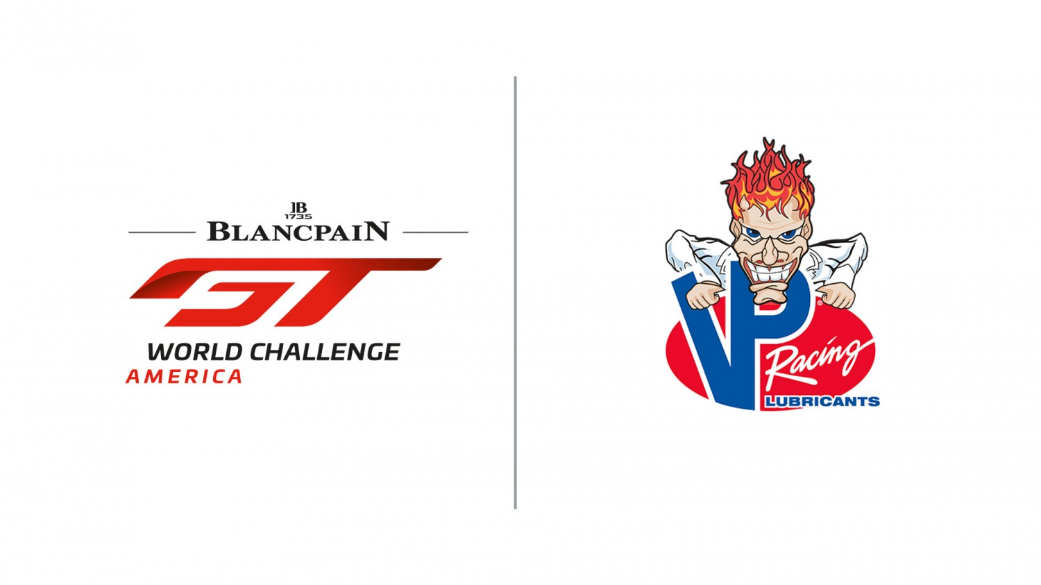 VP Racing Fuels Expands Blancpain GT World Challenge America Partnership Through its VP Racing Lubricants Line