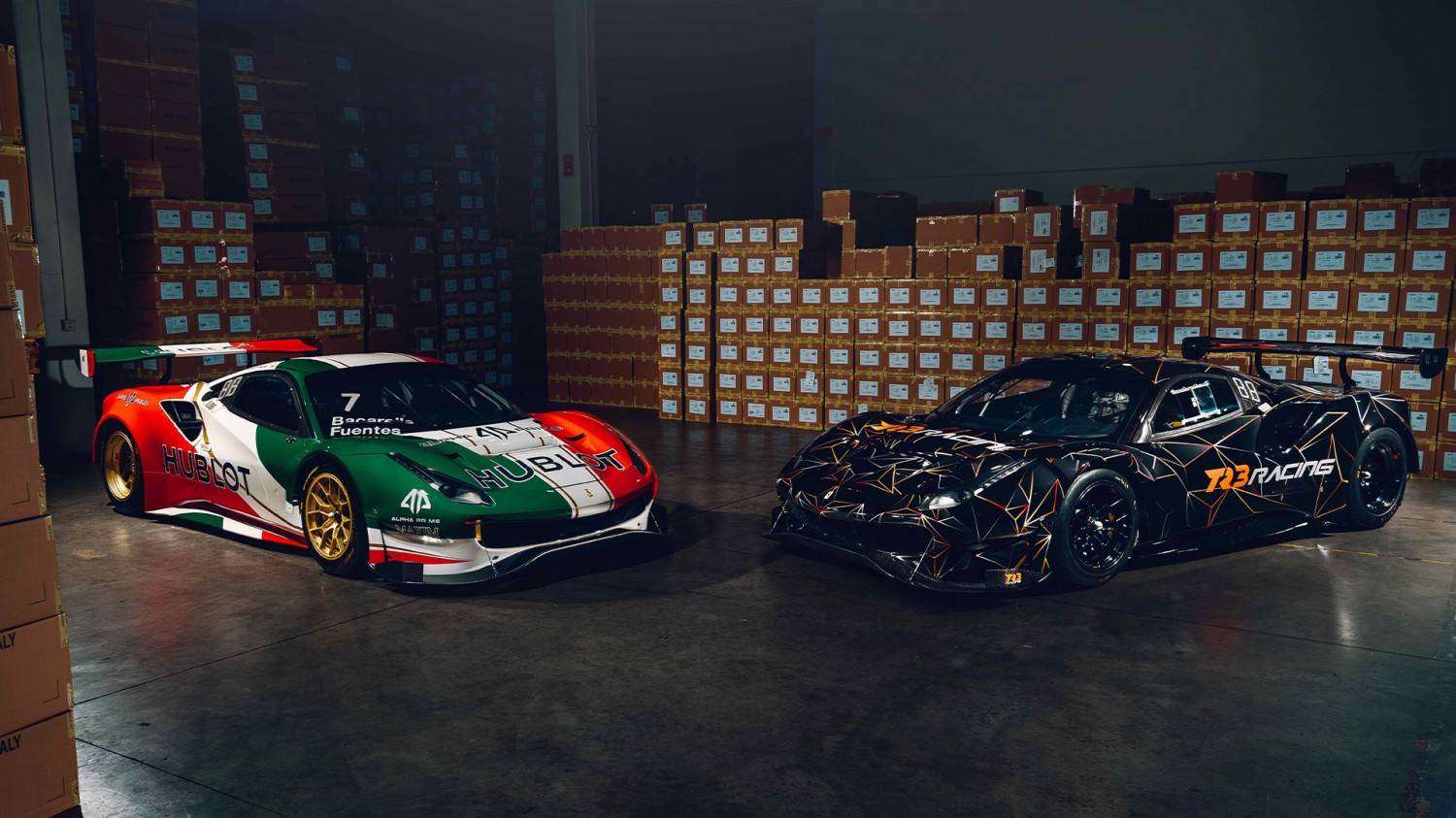Squadra Corsa and TR3 Racing Ready for 2019 Blancpain GT World Challenge America