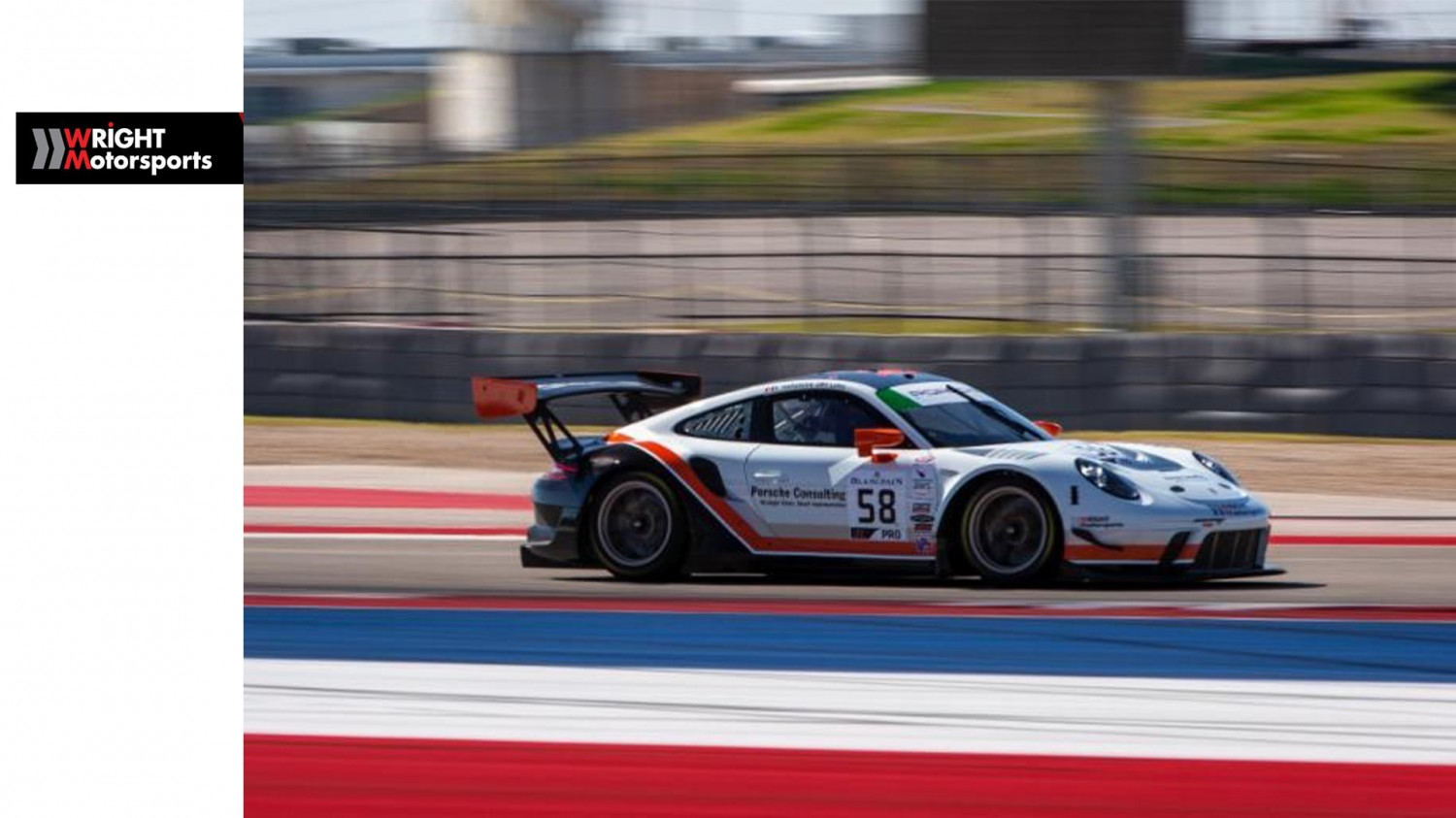 Wright Motorsports Primed for Blancpain GT World Challenge America Return