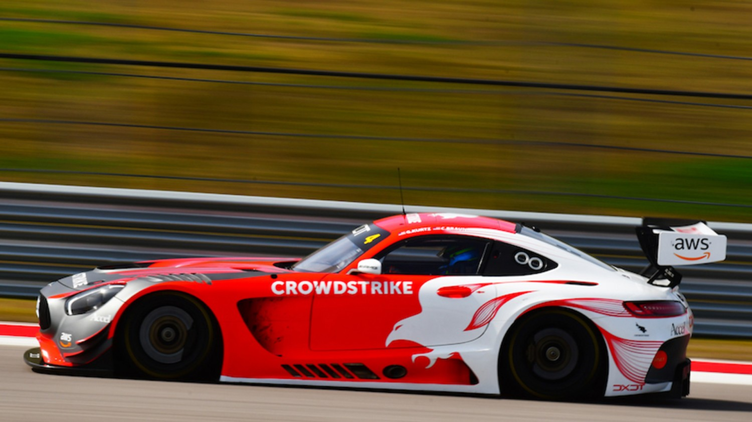 CrowdStrike Readies for GT3 Debut Ahead of Austin Race Season Opener