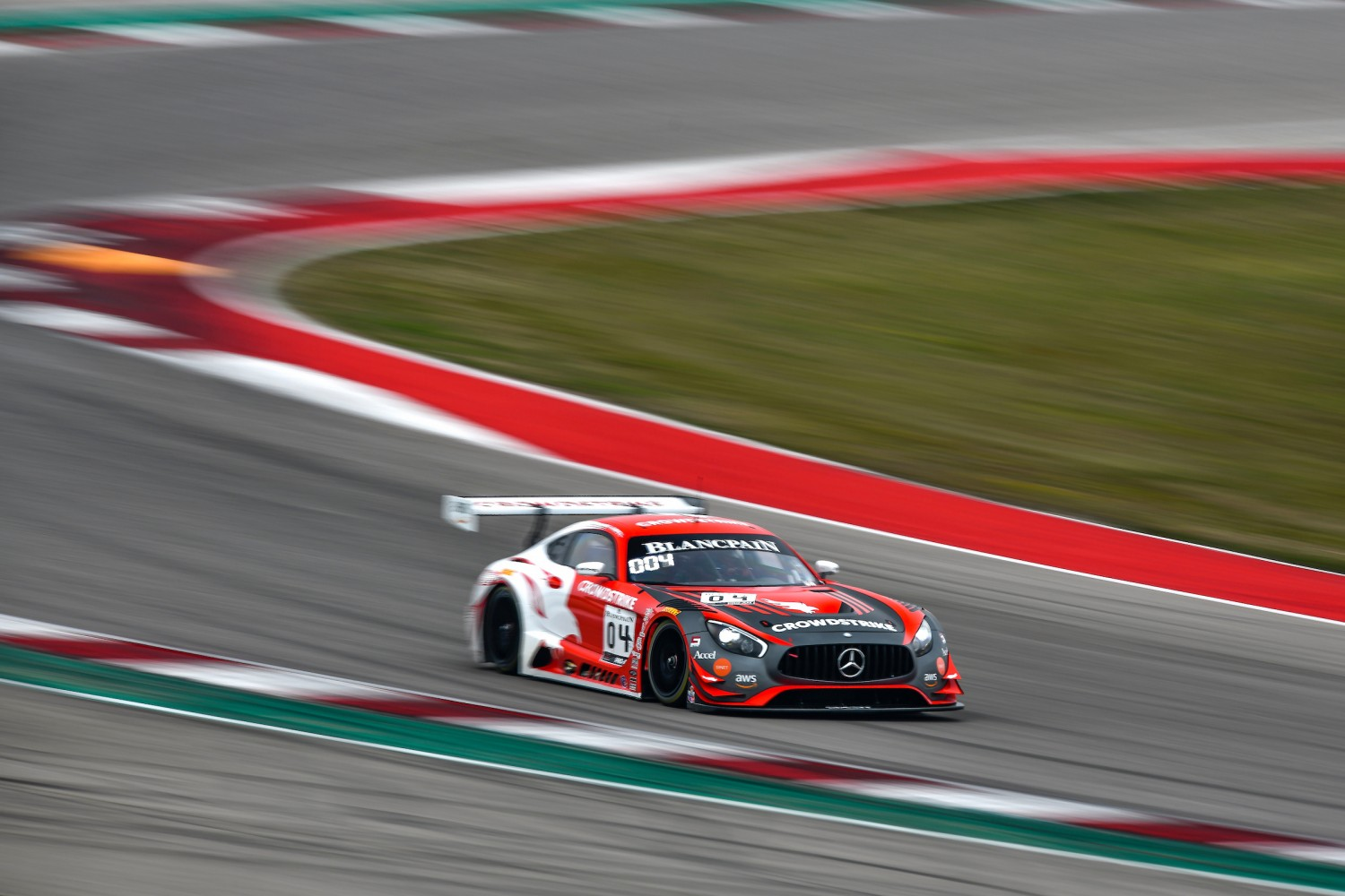 SRO Motorsports Group brings Blancpain GT World Challenge America to the world