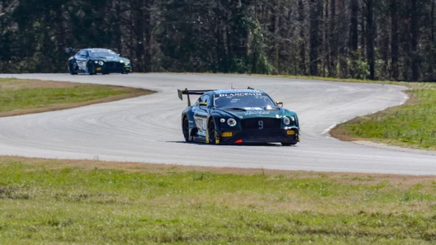K-PAX Racing Races Back to Glory Road