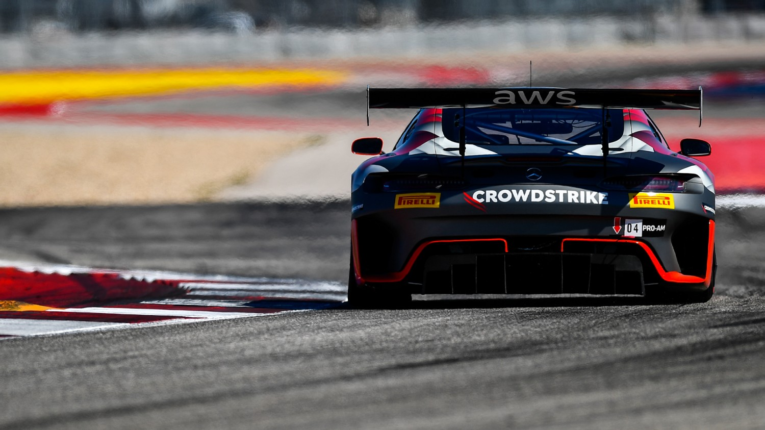 "GT World Challenge America's ""Texas Two-Step"" at Circuit of the Americas"