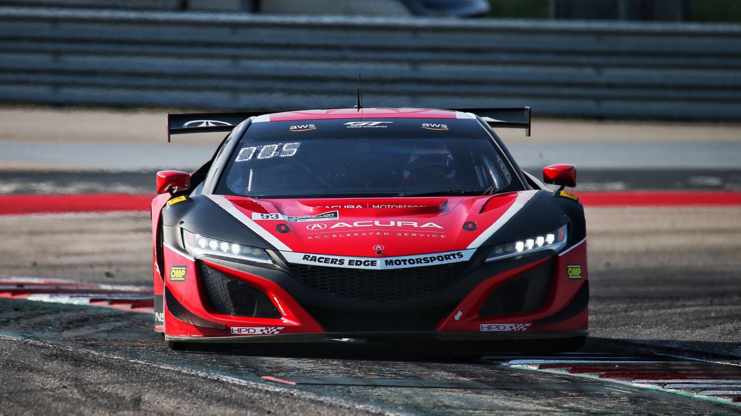 Heylen Paces Second GT World Challenge America Practice at COTA