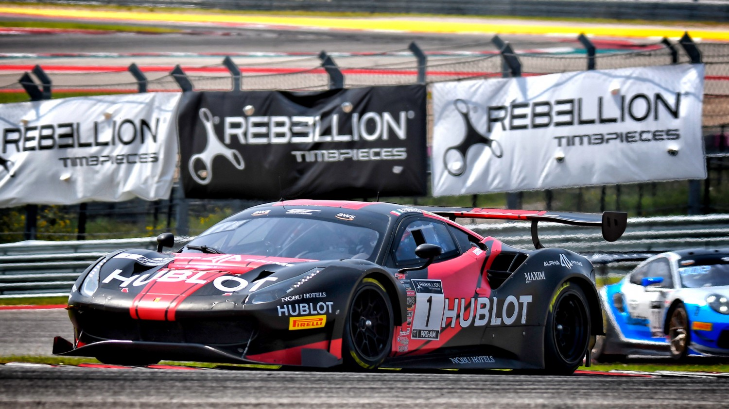 Fuentes/Baptista, Blackstock/Hindman Repeat the Feat, Sweep GT World Challenge America Weekend at COTA