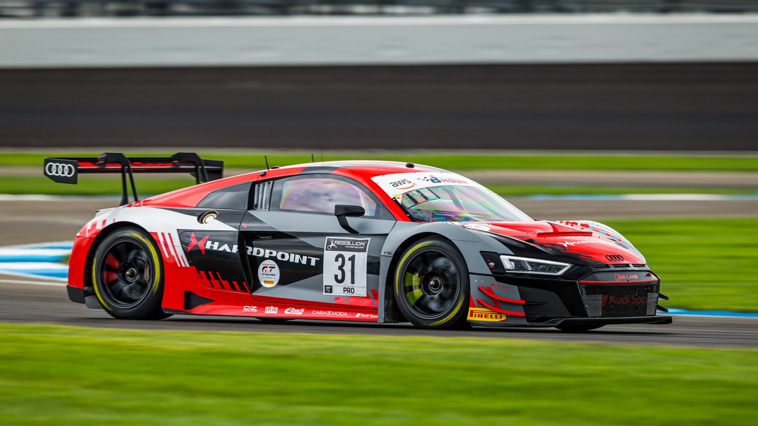 Team Hardpoint Ready for Indianapolis 8 Hour, First International Race with Audi Sport Team Hardpoint WRT