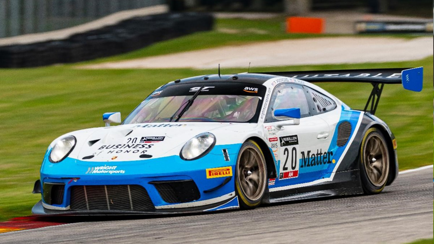 Wright Motorsports Set for Indianapolis 8 Hour Season Finale
