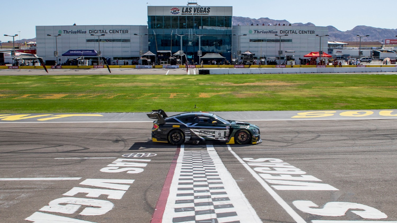 Soucek/Parente Lead Bentley to Blancpain GT World Challenge America Win at Las Vegas Motor Speedway