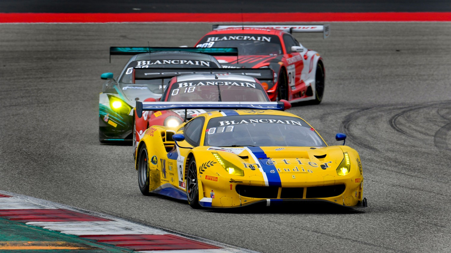 Circuit of the Americas To Kick Off 2020 GT World Challenge America