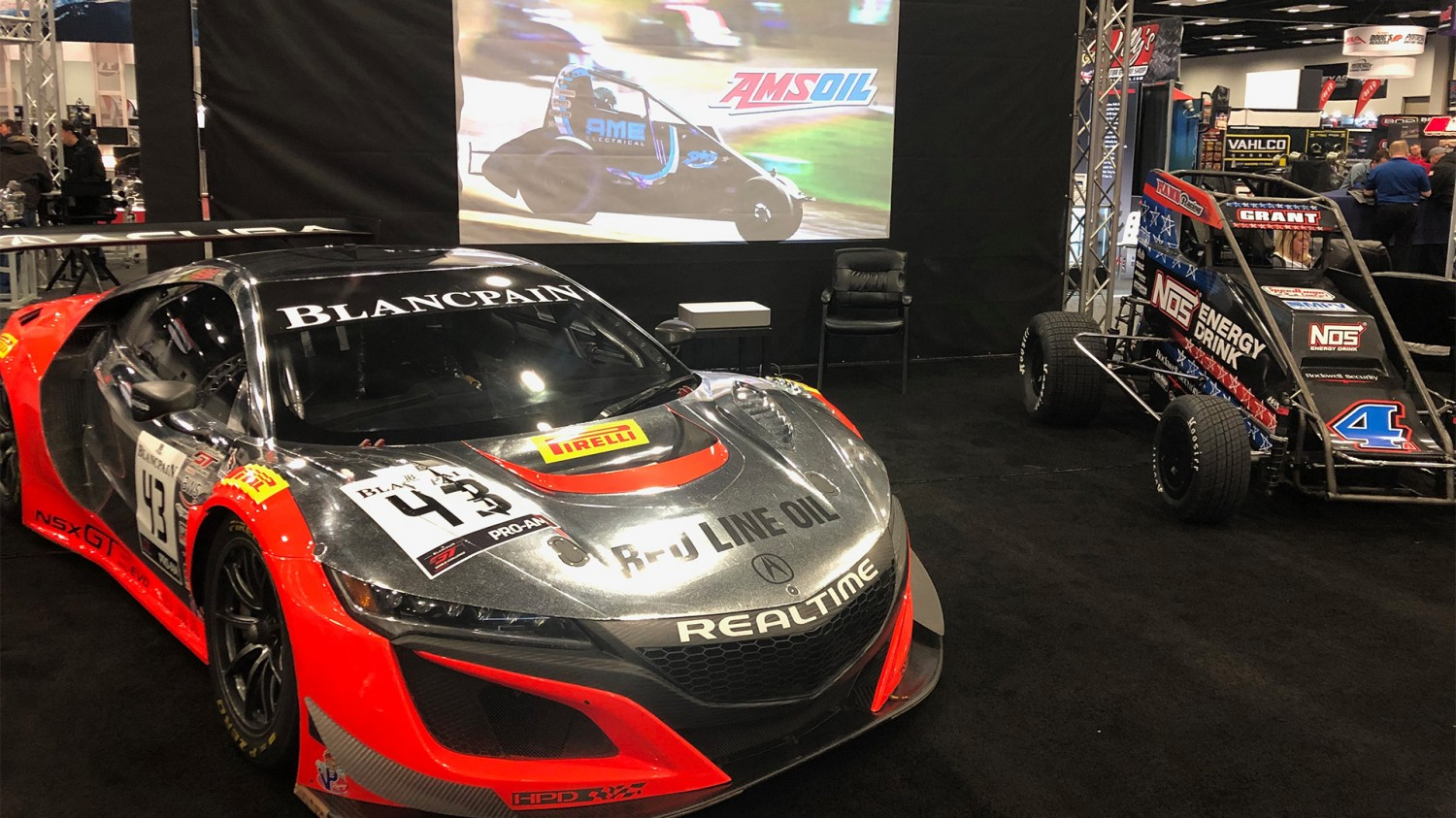 SRO America Delivers State of the Series Presentation at Performance Racing Industry Show