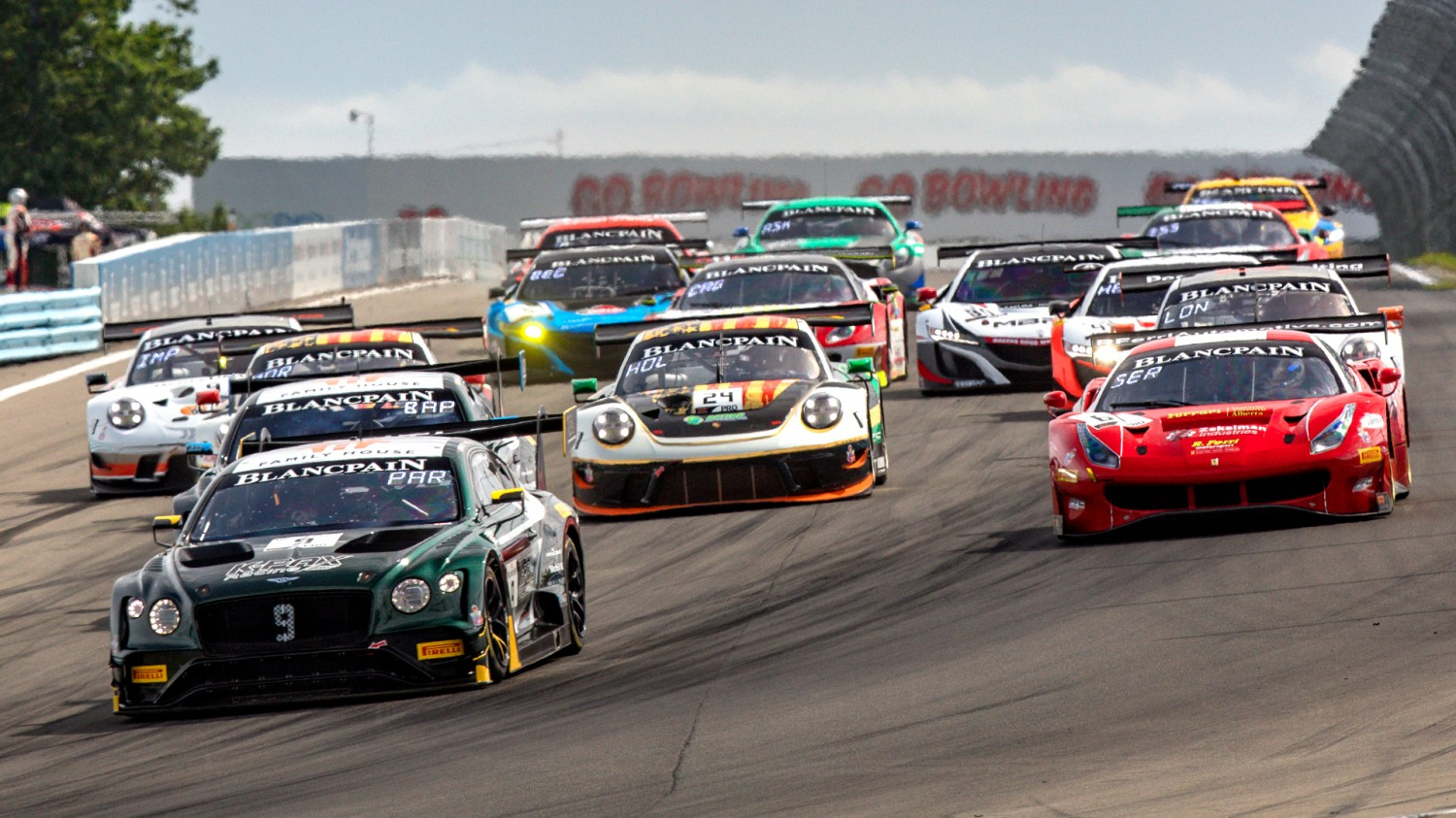 Blancpain and SRO Motorsports Group conclude successful 10-year partnership