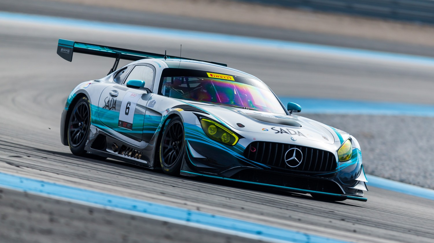 US RaceTronics Mercedes-AMG GT3 and Steven Aghakhani Win First Race of Inaugural Winter Invitational Series