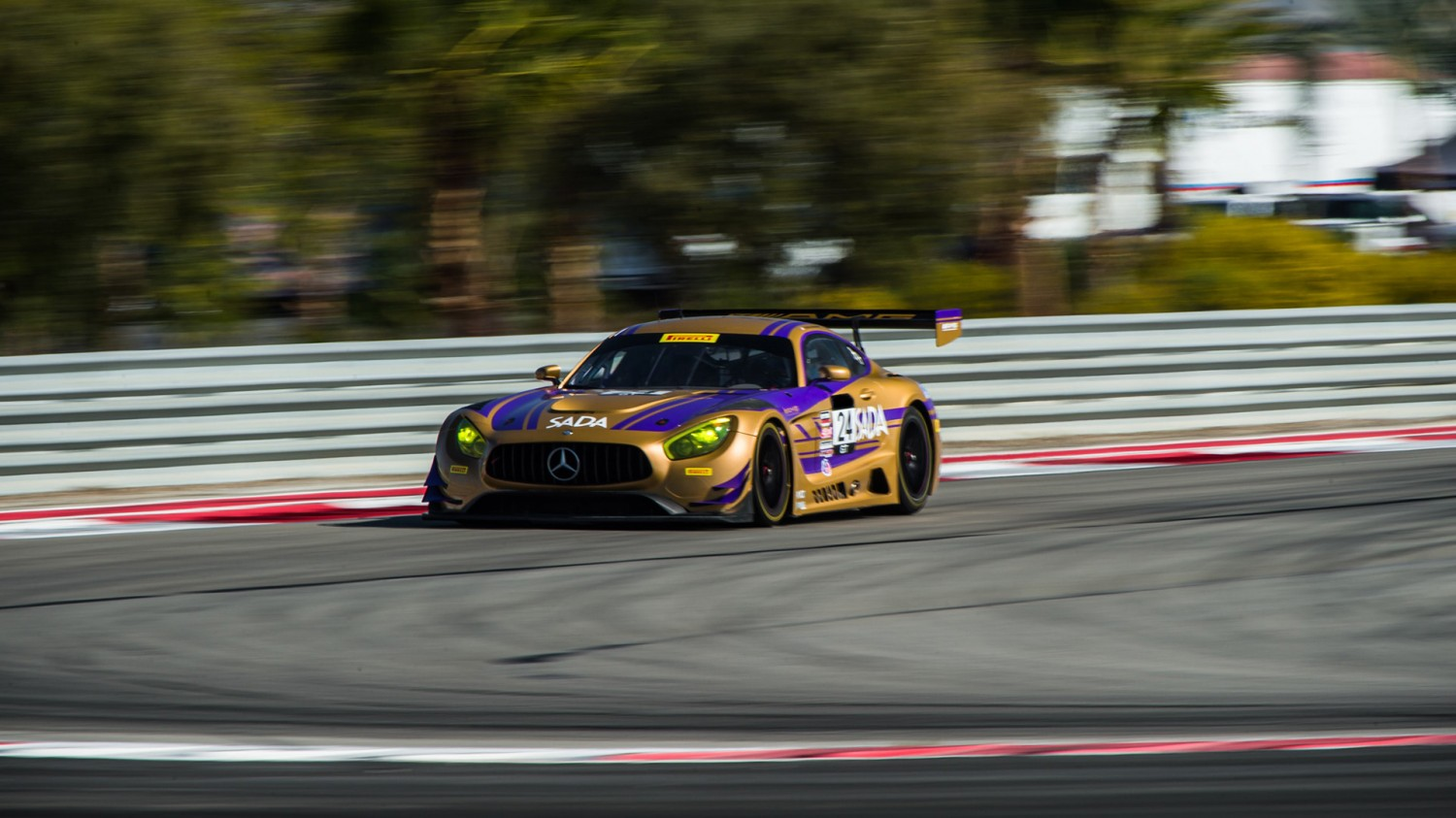 Los Angeles-Based Race Car Driver Steven Aghakhani Competes in Tribute to Kobe Bryant This Weekend in SRO Winter Invitational at The Thermal Club