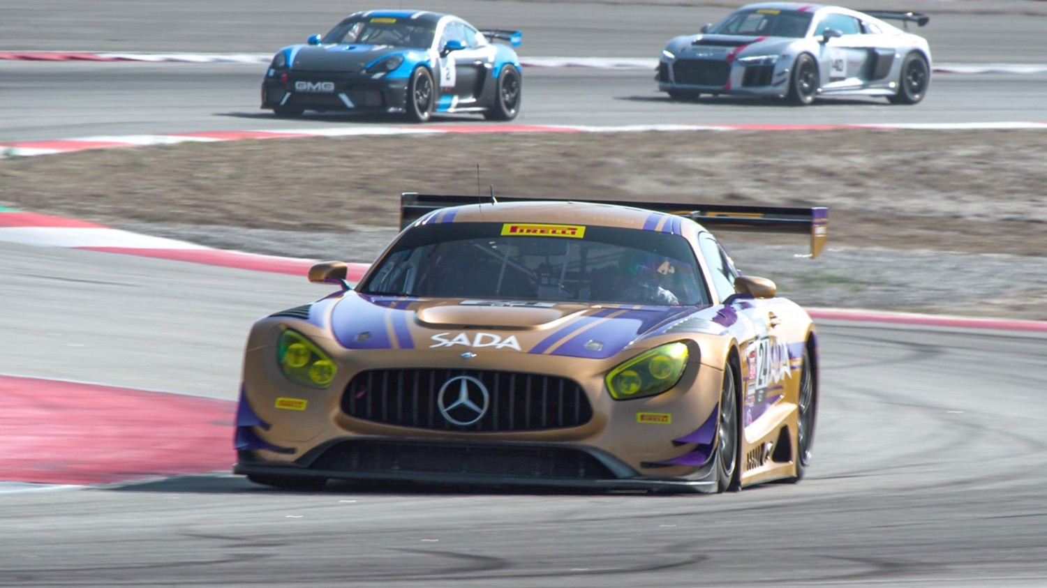GT Sports Club Racers Drop Fast Laps as Round 6 Qualifier Finishes