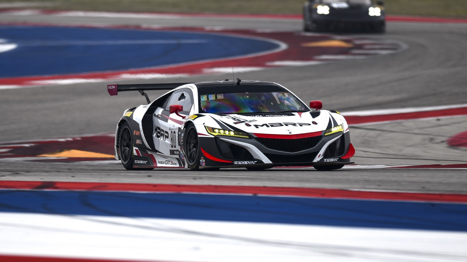 GT World Challenge America Powered by AWS Opens 2020 Season at Circuit of The Americas