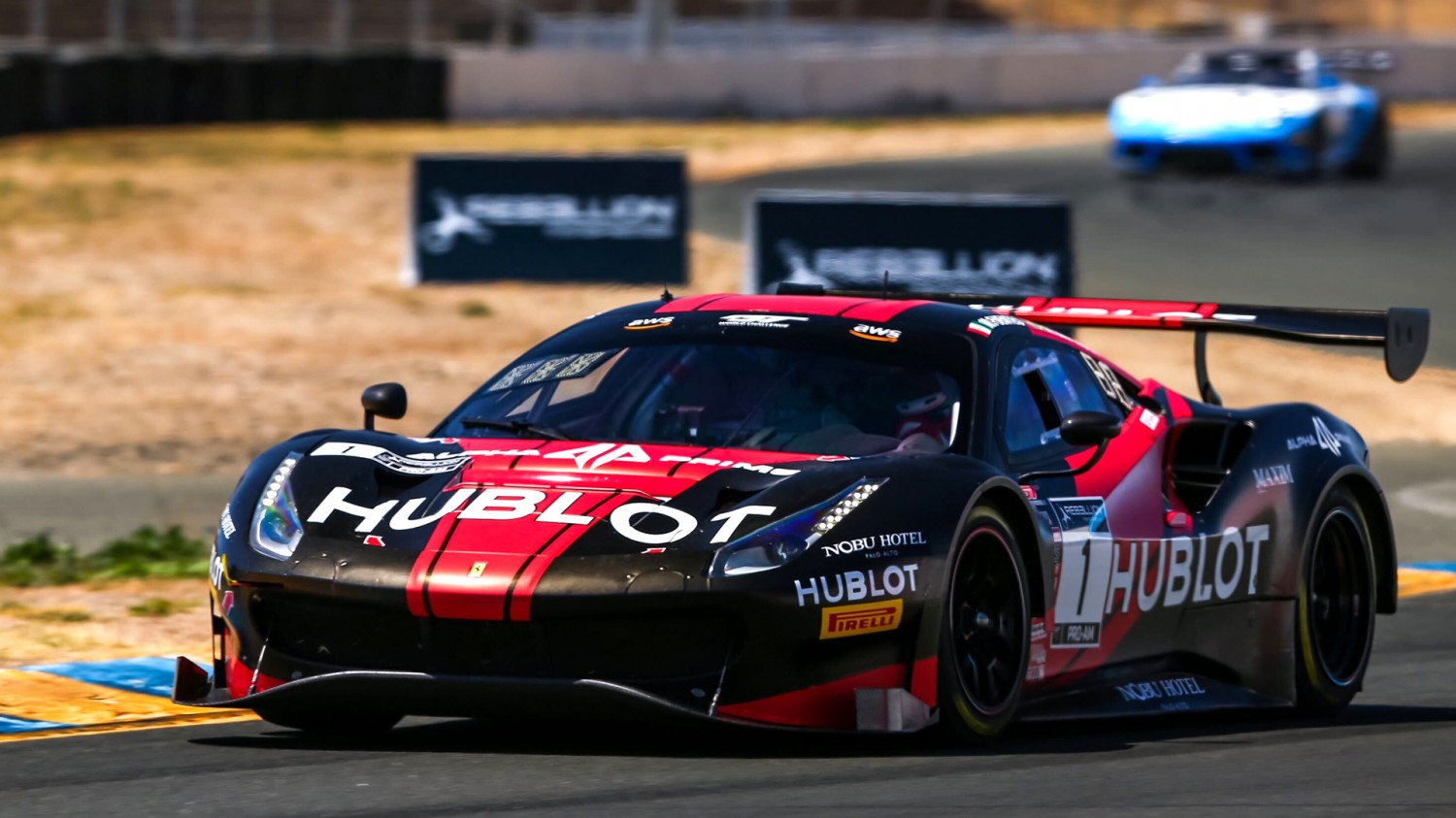 Fuentes, Baptista Win at Sonoma, Take Over Lead in Pro/Am Championship
