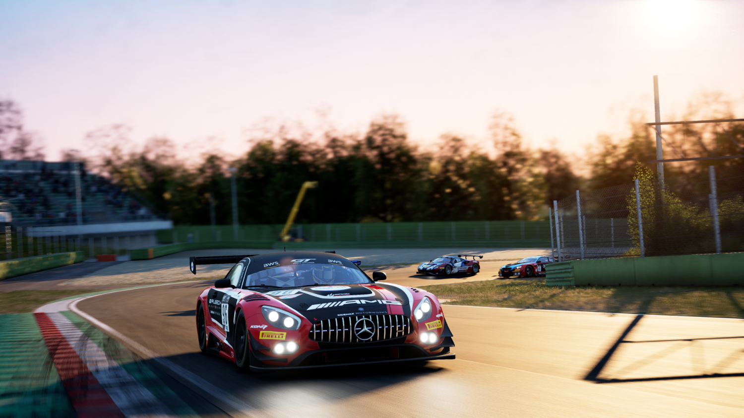 Esports Title to be Decided at Imola Circuit This Sunday