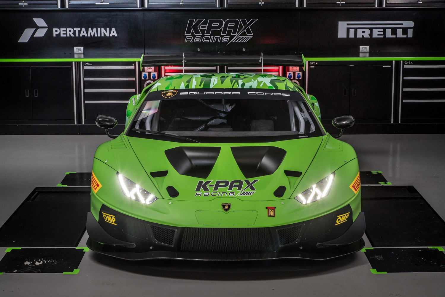 K-PAX Racing, Lamborghini Join Forces for 2021