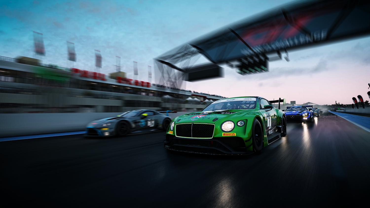 Circuit Paul Ricard Hosts the Third Round of GT Rivals Esports Invitational