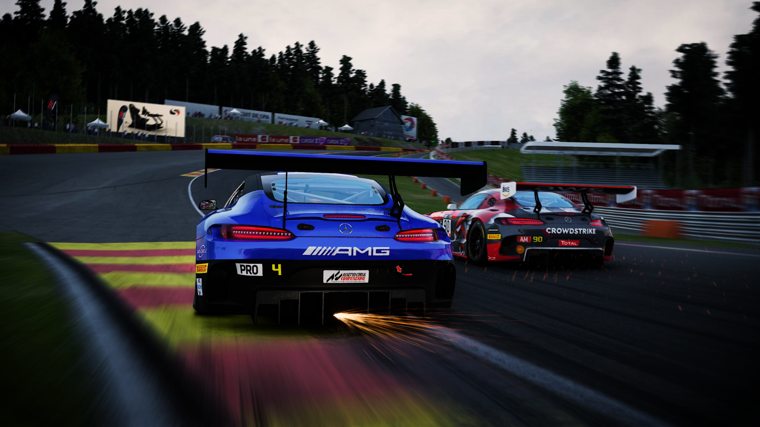 Racers Ready for Spa Francorchamps Challenge in Round 4 of GT Rivals Esports Invitational