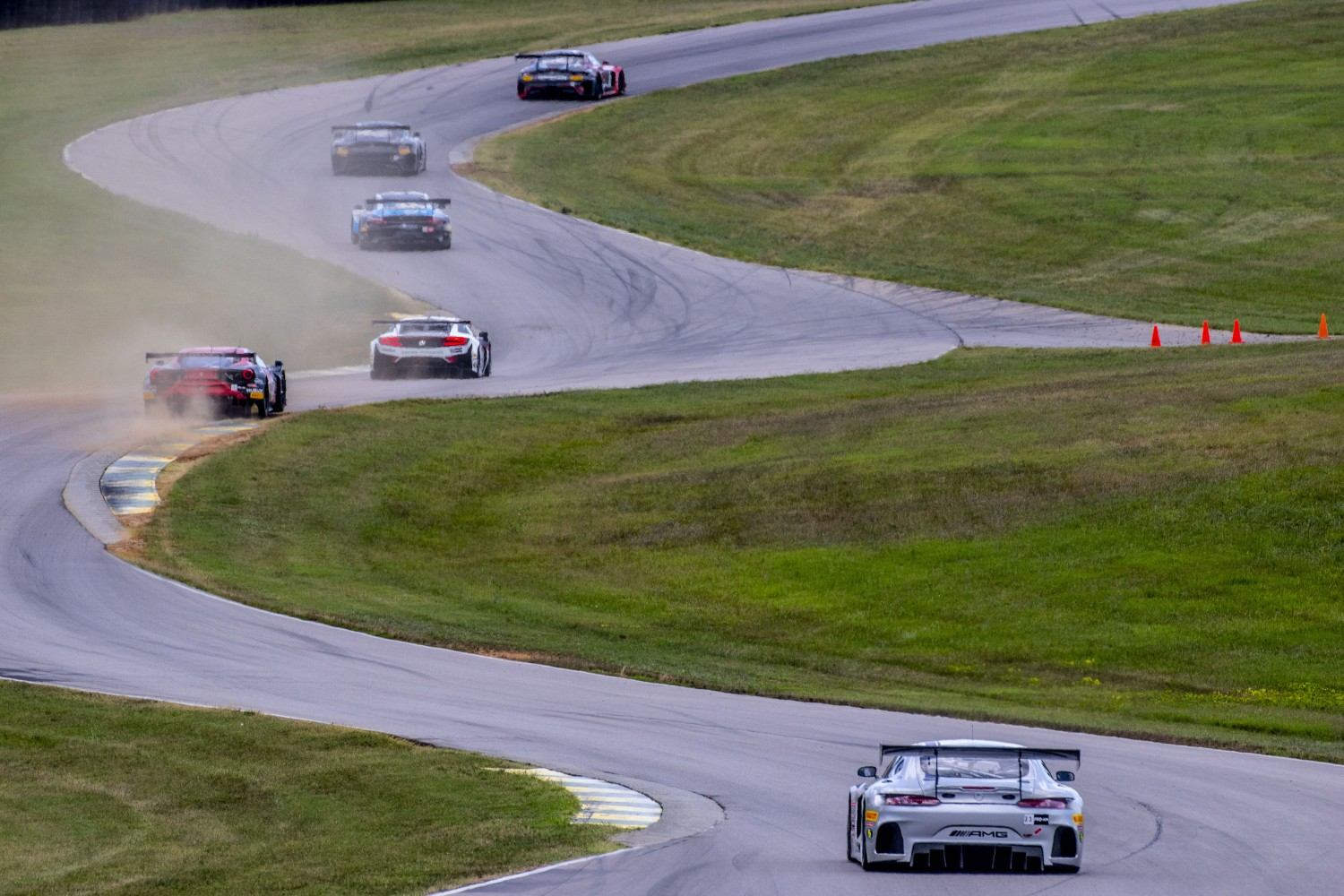 Action 2020 SRO Motorsports Group - VIRginia International Raceway, Alton VA