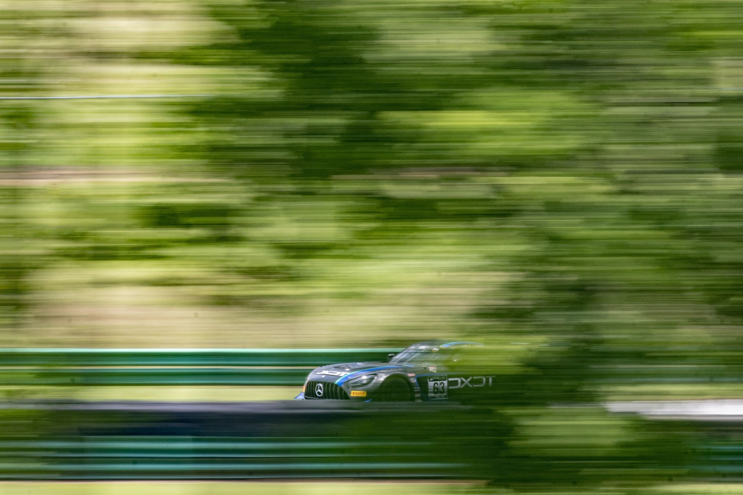 #63 GT3 Pro-Am, DXDT Racing, David Askew, Ryan Dalziel, Mercedes-AMG GT3\, 2020 SRO Motorsports Group - VIRginia International Raceway, Alton VA