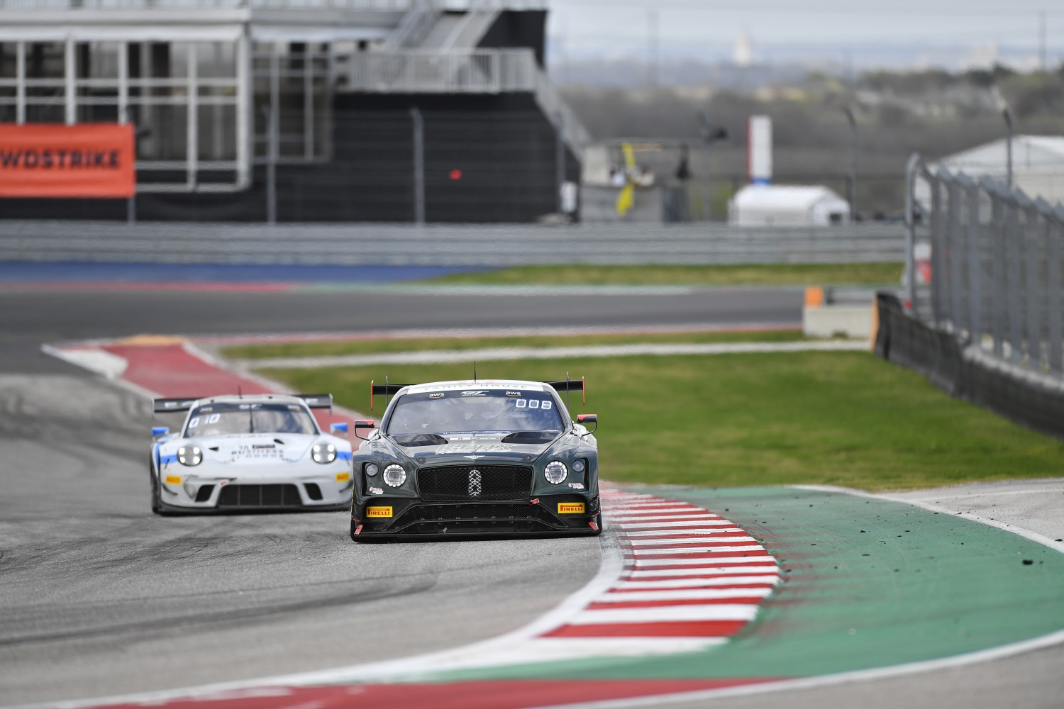 #8 GT3 Pro-Am, K-PAX Racing, Patrick Byrne, Guy Cosmo, Bentley Continental GT3, 2020 SRO Motorsports Group - Circuit of the Americas, Austin TX  | SRO Motorsports Group
