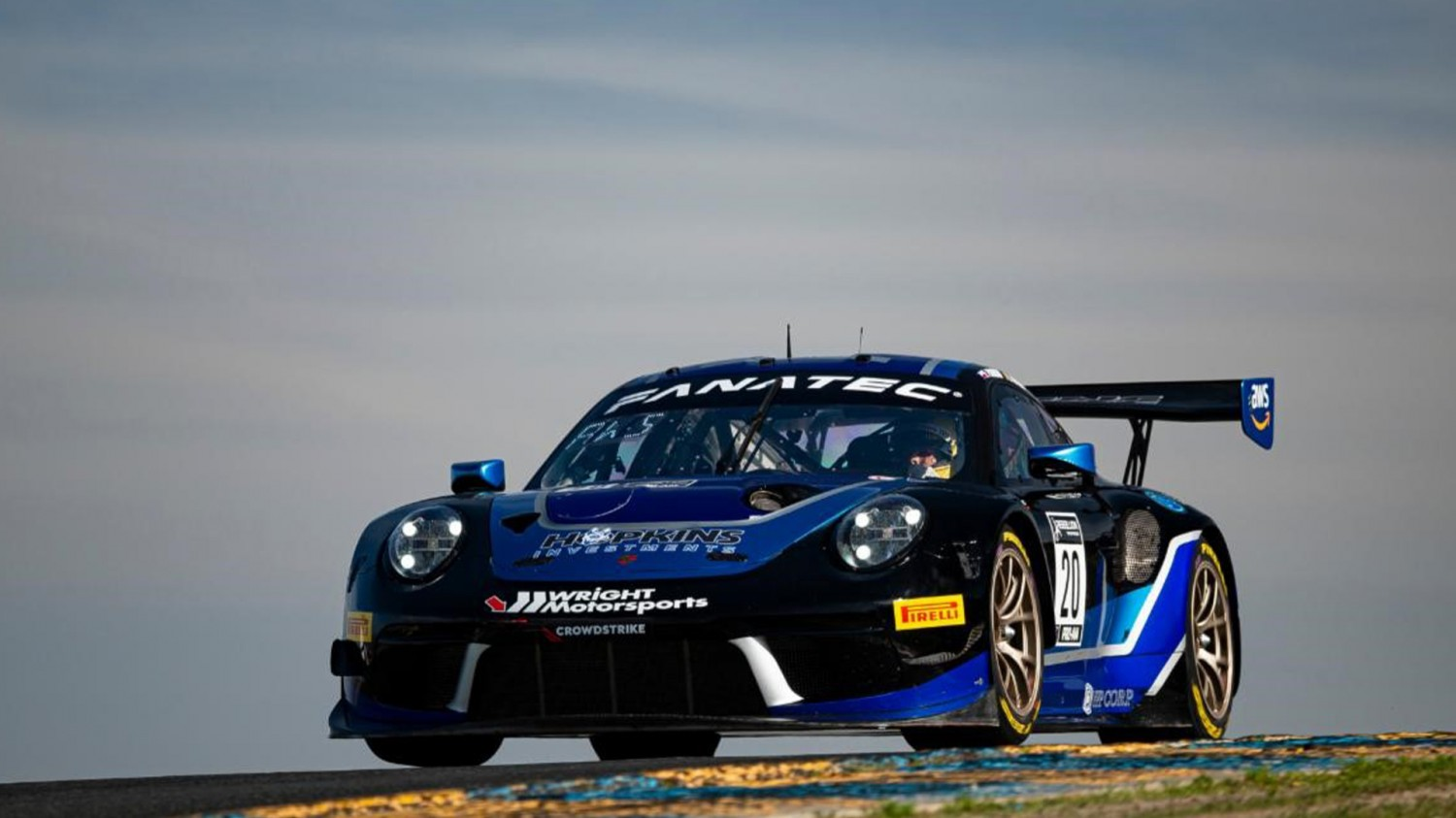 Wright Motorsports Rides Momentum into Austin Weekend of Racing
