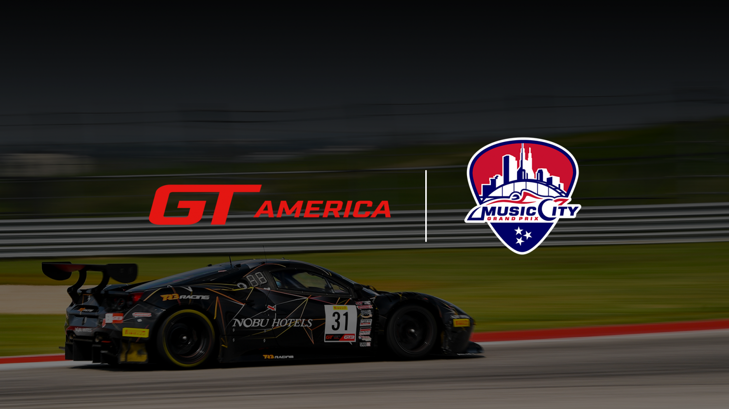 GT Racing Speeds into Nashville, Joining the Music City Grand Prix